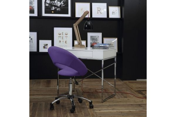 Fotel Biurowy Ringo Purple
