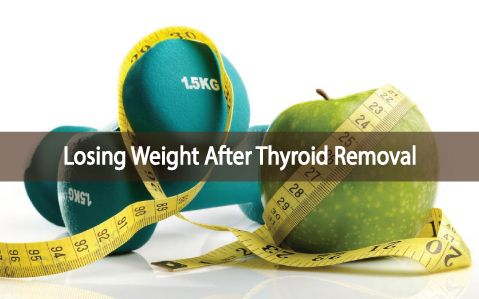 Suffer with gaining weight and thyroid issues? Learn some steps to get your health and your figure where you want it. After thyroidectomy,