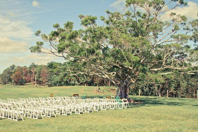Vintage Bride ~ Lively Country Wedding ~ Trap That Photography ~ [vintagebridemag.com.au] #ceremonyinspiration