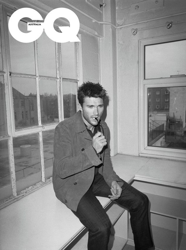 Scott Eastwood, GQ Australia