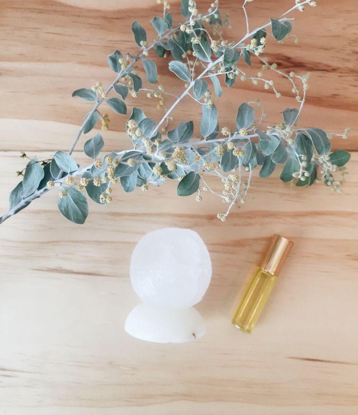 Crystal Deodorant Ball 🔮 + Essential Oil Roller 💧