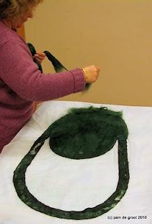 Bag making # Пэм де Грут...раскладка