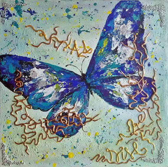 Best 25+ Butterfly Canvas Ideas On Pinterest