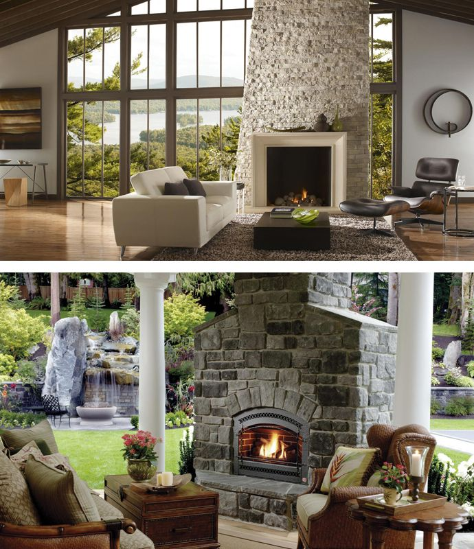 33 best Fireplace Surround Inspiration images on Pinterest