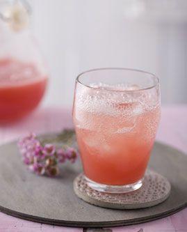 Wassermelonen-Limonade - Sommer-Drinks ohne und mit Alkohol - [LIVING AT HOME]