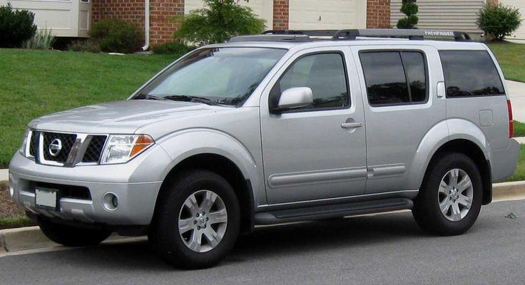 Nissan Pathfinder (2010)