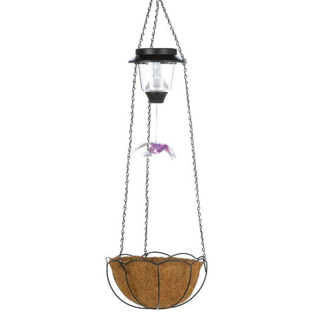 Solar H Bird Hanging Basket Solar H-Bird Hanging Basket, Home and Garden Solar Products at Wholesale Prices [10014630] : Twin Ports, Decor, and Novelties, Decor and Novelties at Wholesale Prices, Decor, and Novelties, at Wholesale, Prices!