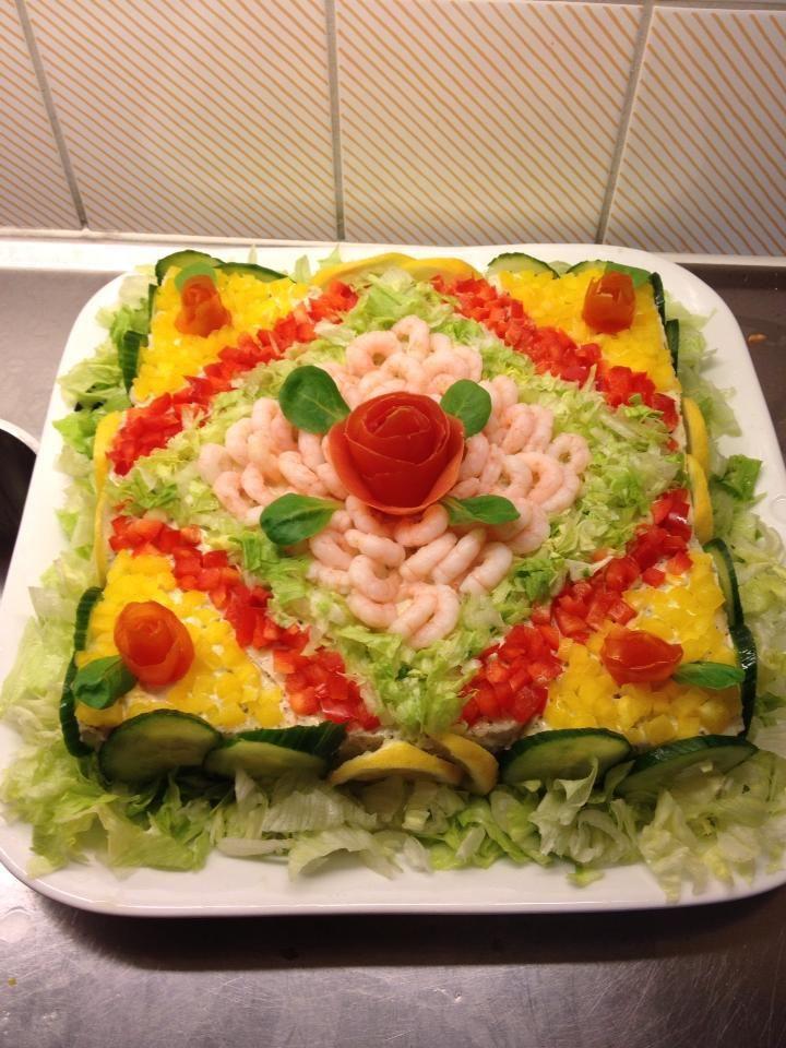 shripm cake..