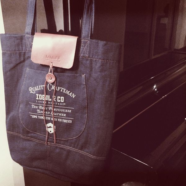 IDEAL & CO MMIFF SPECIAL EDITION // SHOPPER BAG GIFT