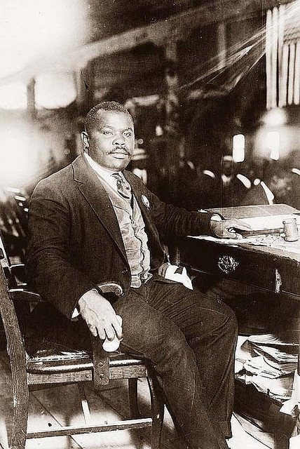 Marcus Garvey was a Jamaican political leader who started the Universal Negro Improvement Association(UNIA). This organized had over fifty thousand members and created other organizations to help the black community.