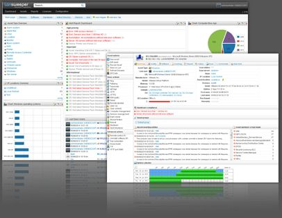 Lansweeper Network Inventory & Asset Management
