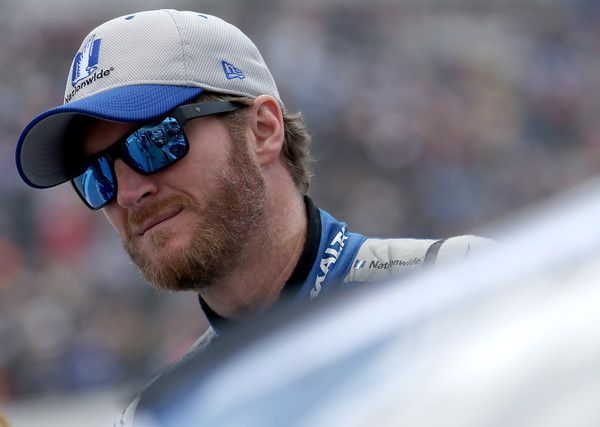 Dale Earnhardt Jr. Photos - Dale Earnhardt Jr, driver of the #88 Nationwide Chevrolet, looks on during the NASCAR Sprint Cup Series AAA 400 Drive for Autism at Dover International Speedway on May 15, 2016 in Dover, Delaware. - NASCAR Sprint Cup Series AAA 400 Drive for Autism
