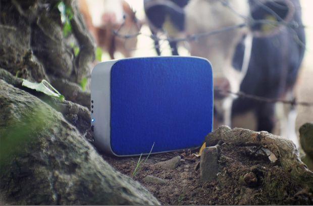 Picture of DIY Portable Bluetooth Speaker 30W, BT4.0, Passive Radiators