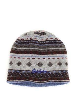Robert Graham Men's Durell Beanie Hat (Ginsing)