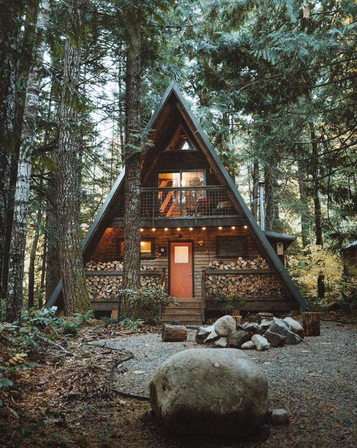 dick-blick-a-frame-cabin-kit