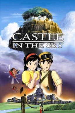 Castle In The Sky, MY big robot tattoo is from this one. <3