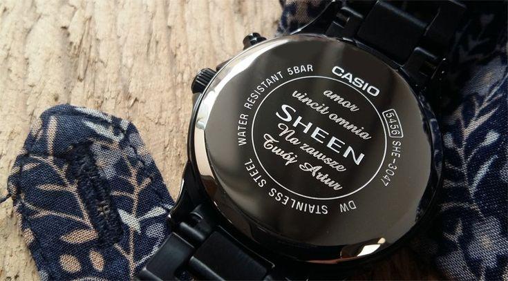Przewodnik - Porady praktyczne Co wygrawerować na zegarku #prezent #gift ...