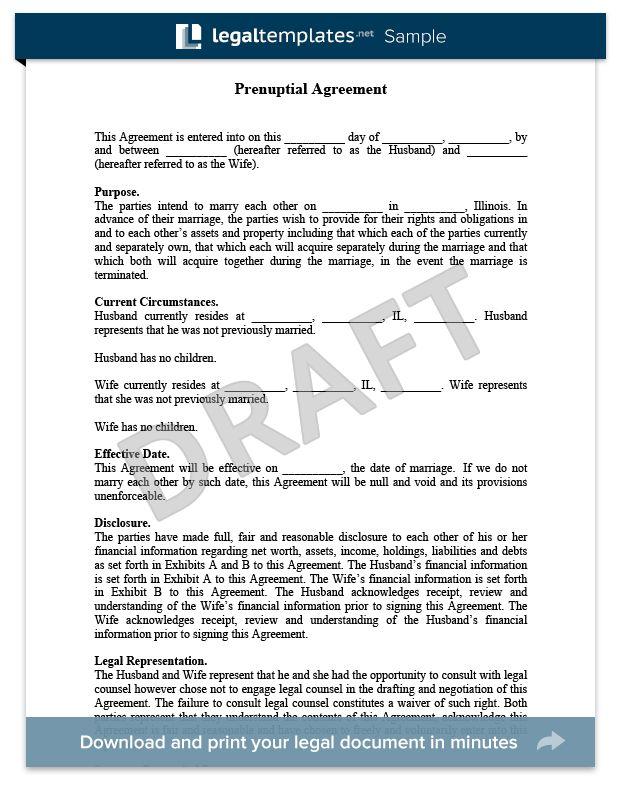 16 best Legl template Lawyer images on Pinterest - sample prenuptial agreement