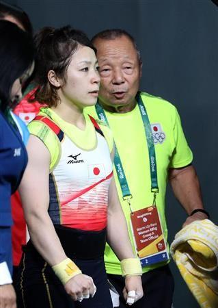 三宅が銅メダル「失敗したら日本に帰れないと思って…」/重量挙げ(3)