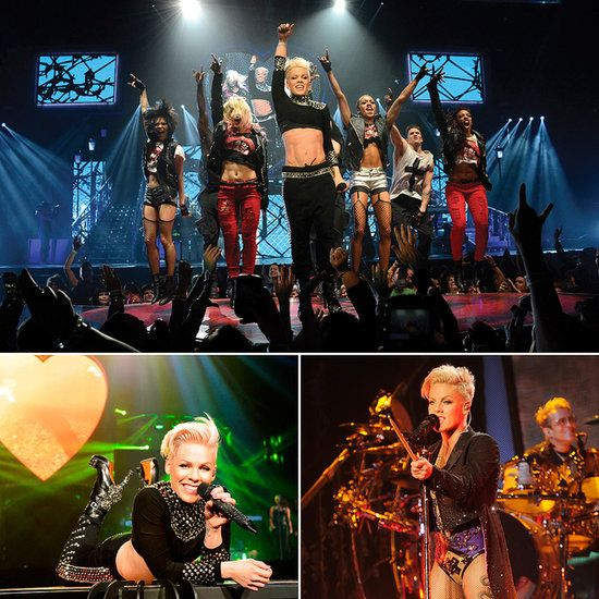 Highlights From P!nk