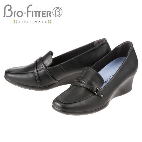 [バイオフィッター キレイウォーク] Bio Fitter BFL14150 レディース | 仕事 オフィス | 就活 リクルート | 大きいサイズ対応 25.0cm 25.5cm 26.0cm | ブラックの通販・専門店チヨダ