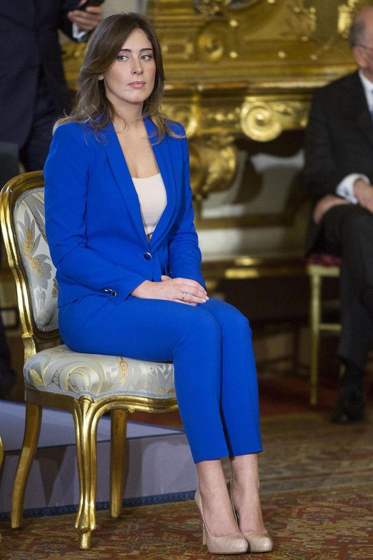 Maria Elena Boschi ministro