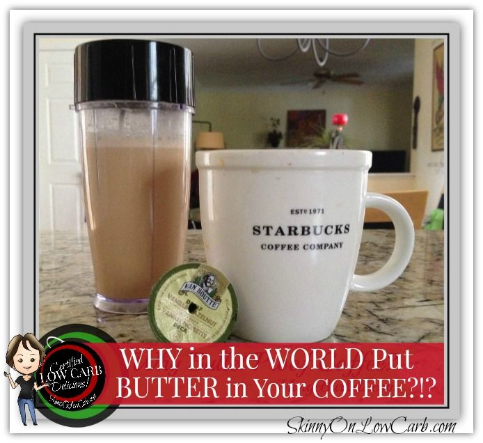 make bulletproof coffee