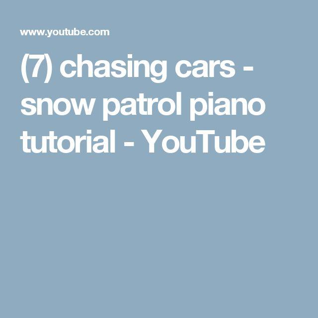 Best 25+ Chasing Cars Ideas On Pinterest