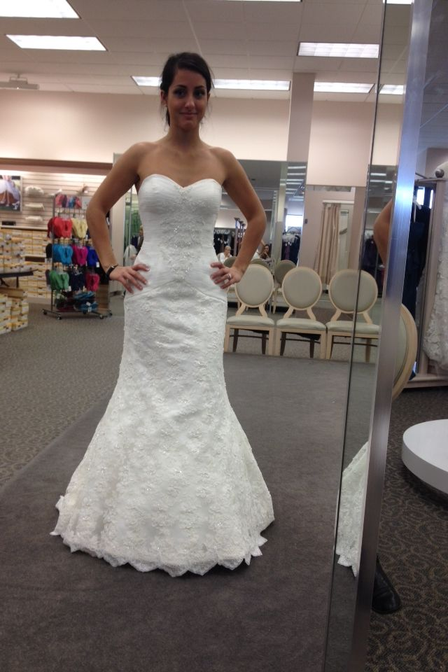 Dirt cheap wedding ideas by harleyanne33 45 other for David s bridal clearance wedding dresses