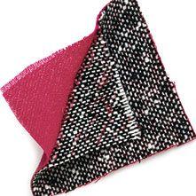 Reversible Techniques for Double Cloth