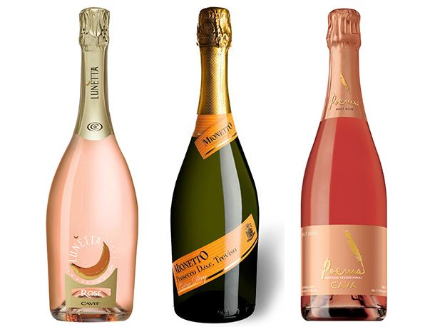 6 Budget-Friendly Sparkling Wines for Parties