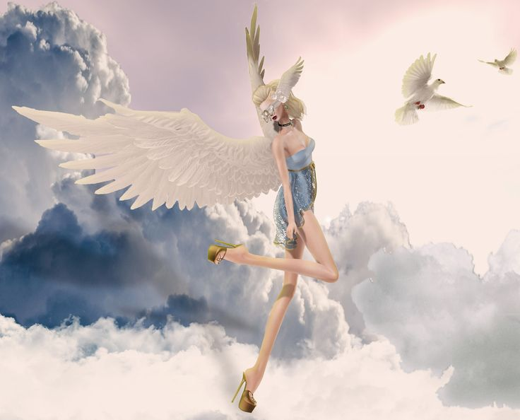 https://flic.kr/p/U5NFDT   #Angel   Credits: joyscuttita.wordpress.com/2017/04/21/angel/ mylightfashionagency.wordpress.com/2017/04/21/angel/