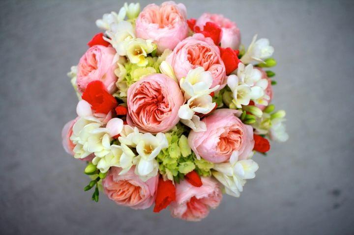Flower garlands for weddings