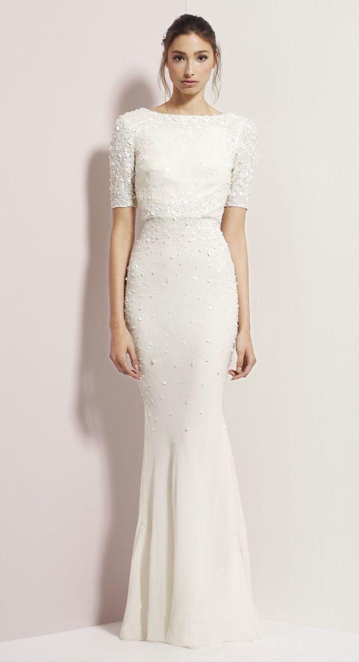 Rachel Gilbert Blush Rachel Gilbert Georgina Gown New Wedding Dress | Still White