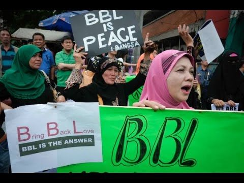 Bangsamoro Basic Law (BBL) Duterte Version Para sa Kapayapaan at Kaunlar...