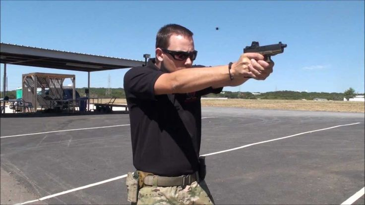 Alamo Tactical: Proper Grip Of The Handgun