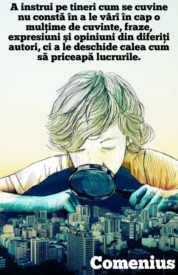 #educatie #tineri #comenius #cuvinte #citat #quote #education