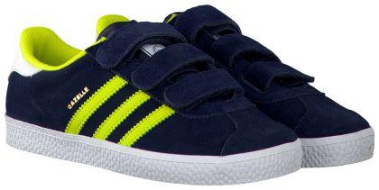 Adidas sneaker for boys http://www.omoda.nl/kinderschoenen/jongens/sneakers/adidas/blauwe-adidas-sneakers-gazelle-kids-56625.html
