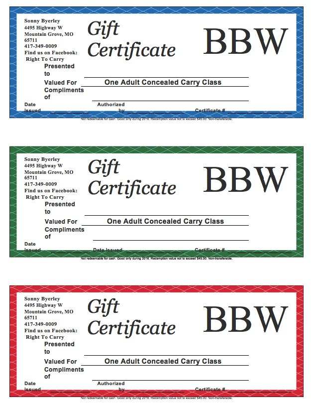 Sample Gift Certificate Template - http\/\/resumesdesign\/sample - gift certificate template pages