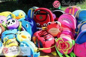 Nohoo: детские 3D рюкзаки для разных целей. Отзывы, фото, обзор
