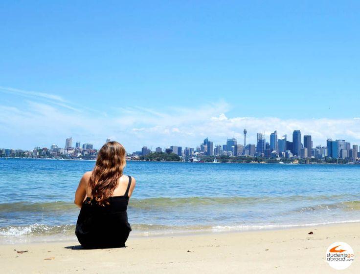 Leonie, intern in #Sydney #internshipabroad #australia #studentsgoabroad