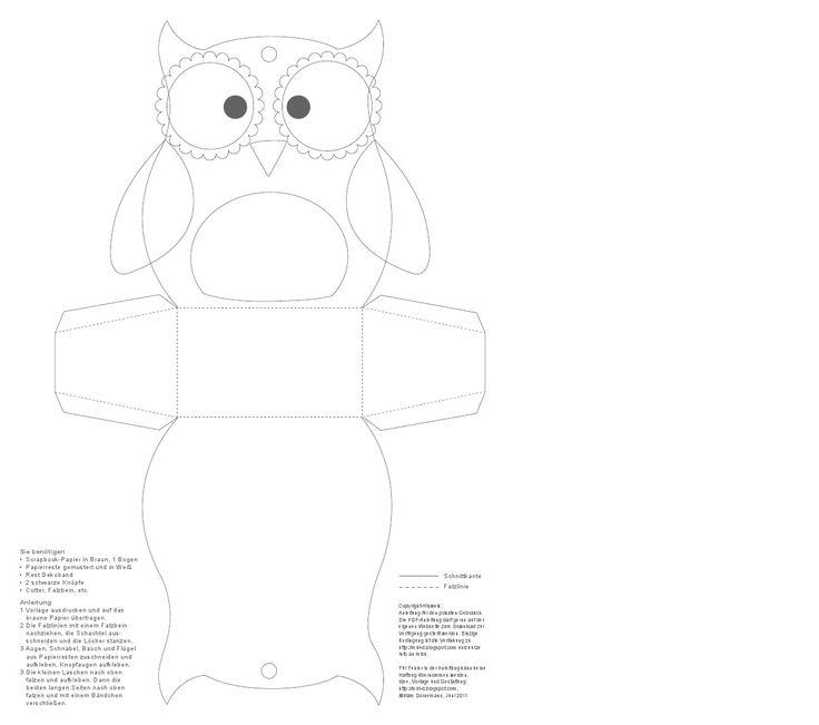 owl pillow box template - 25 unique owl templates ideas on pinterest owl crafts