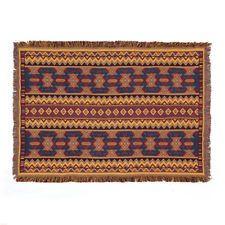Geometric throw blanket rugs cotton vintage tribal ethnic sofa woven tapestry