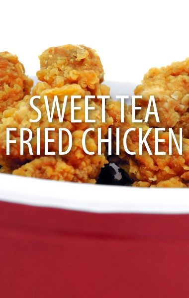 Rachael Ray and Sunny Anderson cook up a delicious fried chicken meal that you just have to make before you die. http://www.recapo.com/rachael-ray-show/rachael-ray-recipes/sunny-anderson-sweet-tea-chicken-recipe-honey-sriracha-lemon-sauce/