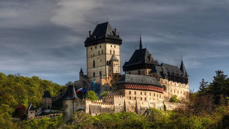 Czech Republic - Karlštejn Castle