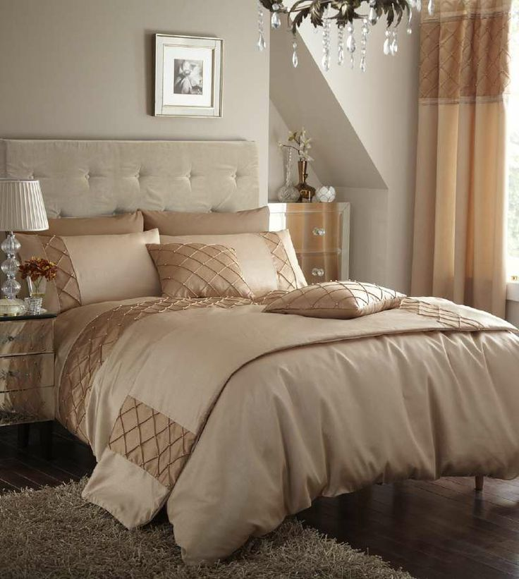 Tan And Black Bedroom Bedroom Curtains Ikea Master Bedroom Bed Design Bedroom Colour Ideas: Tan And Gold Bedroom
