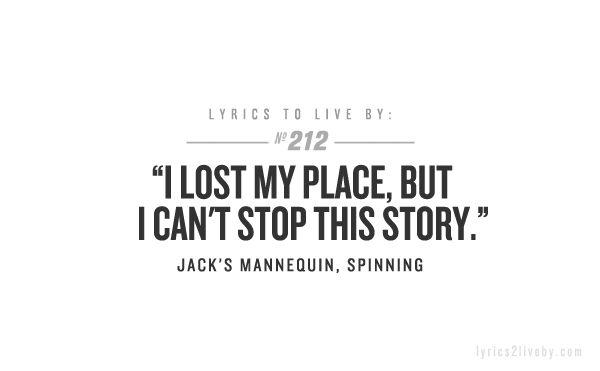 Jack's Mannequin