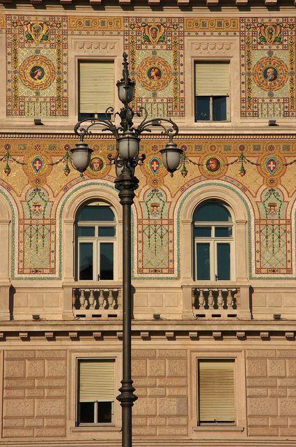 Trieste, Friuli-Venezia Giulia, Italy.