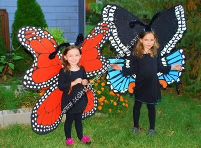 149 best costume contest winners hall of fame images on pinterest coolest homemade butterfly costume designs solutioingenieria Choice Image