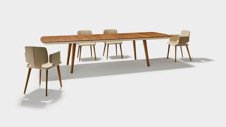 Lets talk modern dining room tables with TEAM7